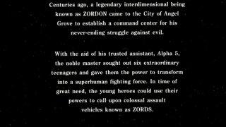 Mighthy Morphin Power Rangers La pelicula (1995)