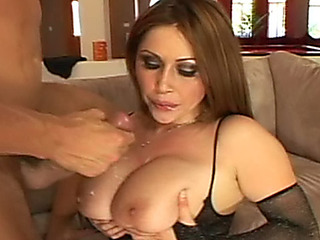Huge boobs on Oriental mother i'd like to fuck Kianna Dior