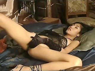 Princess Jade and Her Hairy Pussy