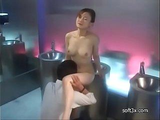 Chinese softcore scene  Crazy Scum