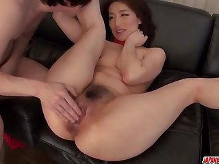 Marina Matsumoto full home pleasures in xxx scenes  More at Japanesemamas com