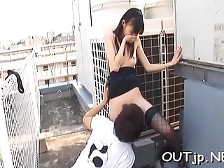 Luscious cutie Aino Kishi banged roughly