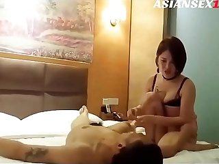 China Sauna Full Service  Hunan Girl