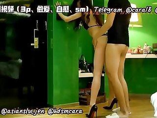 (91贱货俱乐部私人定制视频) 175cm高的淘宝腿模,1.2米的长腿,要求她穿高跟鞋及性感内衣跟我做爱 (微信caraau18私人定制视频)