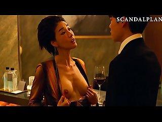 Jin SeoYeon Nude Tits in '_Believer'_ On ScandalPlanet.Com