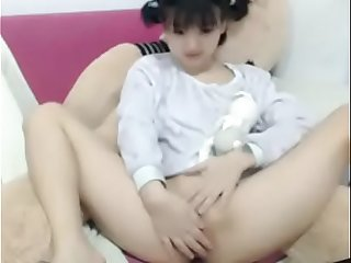 chinese cute show cam Masturbation 14 Full Clip: