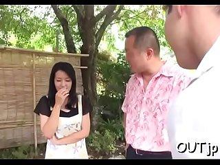 Angelic oriental Yuko Kasatsuki fucks in lots of poses