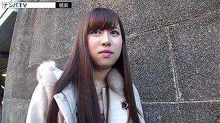 NanpaTV top page http://bit.ly/33cCW62 Rinka japanese amateur sex