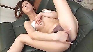 japanese milf honami masturbation