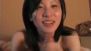 Japanese Real-Amateur Blowjob (Small Compilation, Homemade)