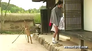 fucking korean lady in the old days