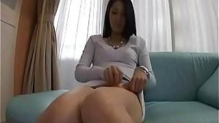 Hot japanese girl Kyoka Ishiguro stamp faithful to neck dick in perfect POV