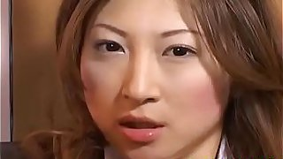 Hot japan girl Chihiro Hara play with pussy