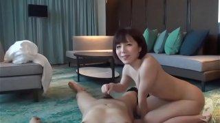 Amateur Asian Milf Suck Then Fuck