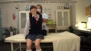偷拍日本美少女按摩